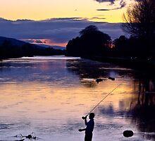 The Fisherman by Rustyoldtown