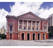Theatro da Paz Photographic Print