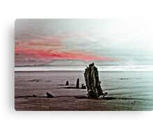 Wreck Of The Helvetica Canvas Print