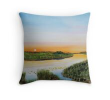 Willow Creek Throw Pillow
