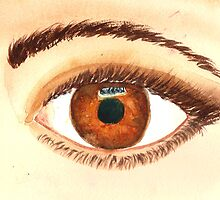 My Brown Eyed Girl by Sally Griffin
