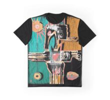 crow totem Graphic T-Shirt