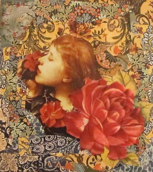 Rose by Kanchan Mahon