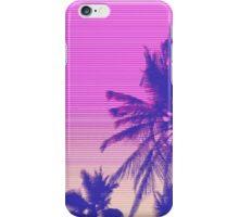 Neon Palm iPhone Case/Skin