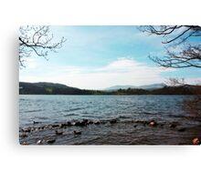 Lake Windermere, Cumbria III Canvas Print
