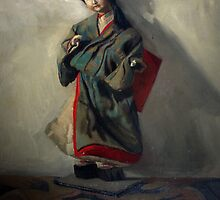 Geisha by Jan Massink 1931 by patjila