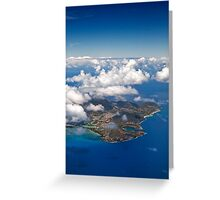 Koko Head, Hanauma Bay, Koko Crater Greeting Card