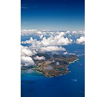 Koko Head, Hanauma Bay, Koko Crater Photographic Print