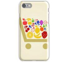 Fruit a cart iPhone Case/Skin