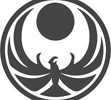 Skyrim Nightingale Symbol - Dark by WingsEdge