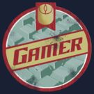 Gamer by Benjamin Whealing