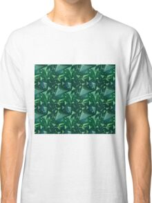 Green space map Classic T-Shirt