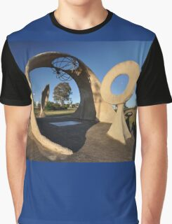 Meridian Monument @ Marulan, NSW, Australia 2012 Graphic T-Shirt