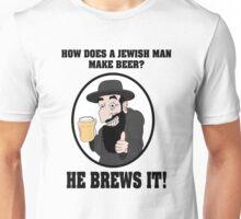He Brews It! Unisex T-Shirt