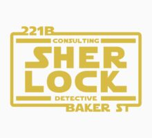 SHER LOCK Kids Clothes