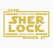 SHER LOCK One Piece - Short Sleeve