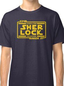 SHER LOCK Classic T-Shirt