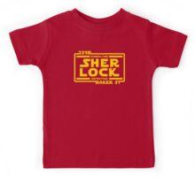 SHER LOCK Kids Tee