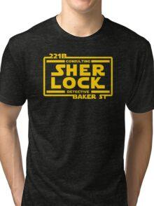 SHER LOCK Tri-blend T-Shirt