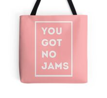BTS/Bangtan Sonyeondan - You Got No Jams (Pink) Tote Bag