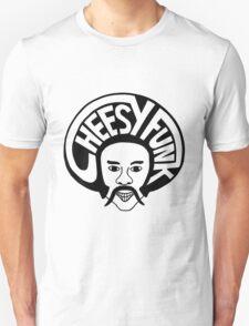 Cheesy Funk Logo Unisex T-Shirt
