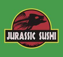 Jurassic Sushi Kids Tee