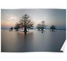 Sunken Island, Sunken Sun Poster