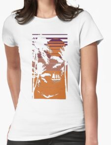 Sunrise Womens Fitted T-Shirt