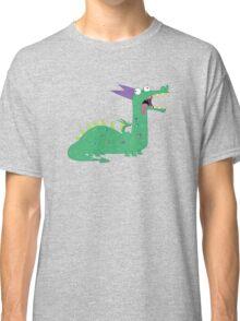 Crackles The Dragon Classic T-Shirt