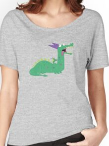 Crackles The Dragon Women's Relaxed Fit T-Shirt