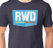 geek - responsive web design Unisex T-Shirt
