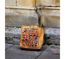 Bath Farmers' Market Photographic Print