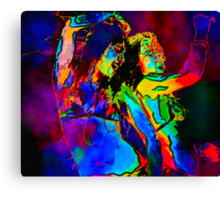 Appropriate Dancing Canvas Print
