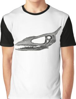Pterodactyloidea skull Graphic T-Shirt