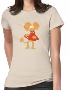 Fraggle!(3) Womens Fitted T-Shirt