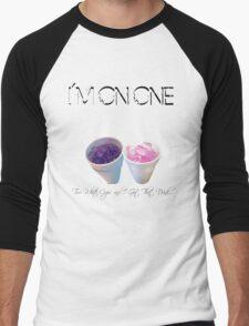 I'm On One Men's Baseball ¾ T-Shirt