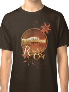 Lost My Heart In Republic City Classic T-Shirt