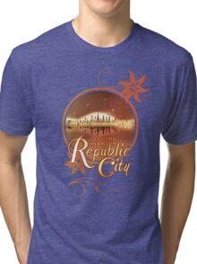 Lost My Heart In Republic City Tri-blend T-Shirt