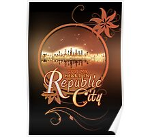 Lost My Heart In Republic City Poster