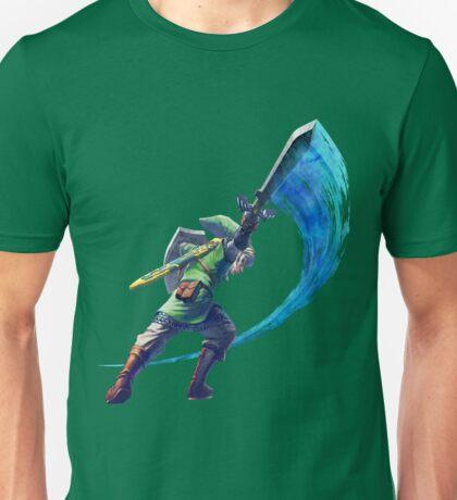 Zelda - Link sword swing Unisex T-Shirt
