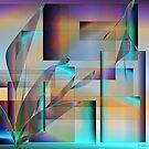 Hidden Walls by IrisGelbart