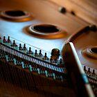 Grand Piano by Renee Hubbard Fine Art Photography