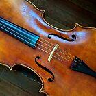 Capellini Violoncello by Renee Hubbard Fine Art Photography