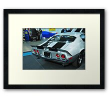 1970 Z28 the ZAPPER Framed Print