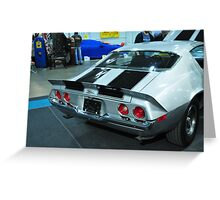 1970 Z28 the ZAPPER Greeting Card
