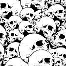 Skulls by cloz000