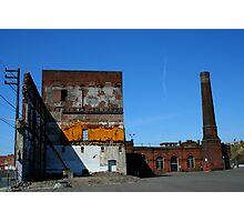 Seattle Brewing & Malting Photographic Print