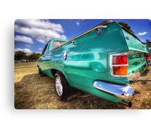 67 HR Holden Ute Canvas Print