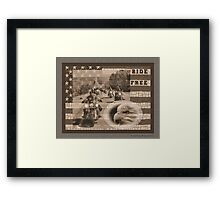 Ride Free for Cristy 2 Framed Print
