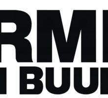 DJ Armin van Buuren Cool Logo Products!  Sticker